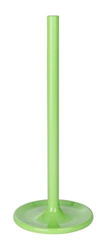 Wenko Toilettenpapier-Ersatzrollenhalter Cocktail Grün, Polystyrol, 14 x 14 x 35 cm
