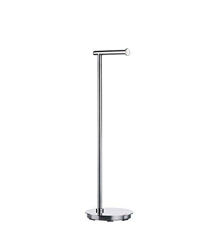 "Smedbo ""Outline Lite Toilettenpapierhalter Runde der Edelstahl Poliert, Silber, 60cm"