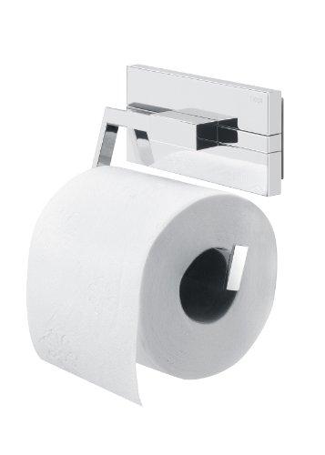 Tiger Safira Toilettenpapierhalter, chrom