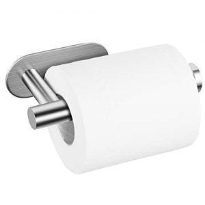Toilettenpapierhalter ohne bohren & WC-Rollenhalter ohne zu bohren ...