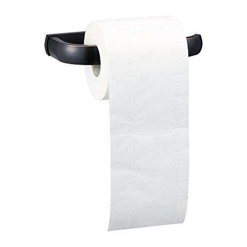 HeMu Antik Toilettenpapierhalter aus messing,100% rostfrei,Klorollenhalter für Küche und Badzimmer