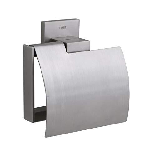Tiger Toilettenpapierhalter WC-Rollenhalter Items Silber 281620946