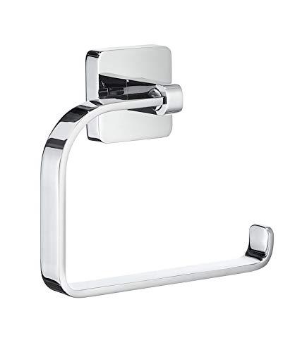 """Smedbo """"Ice 'WC-Papierrollenhalter ohne Deckel, Silber"""