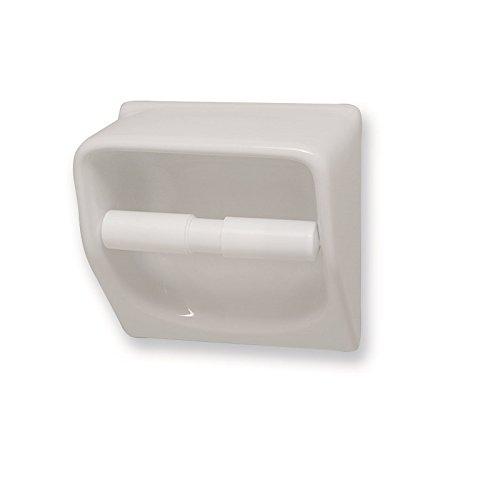 acquastilla 116400Toilettenpapierhalter aus Porzellan