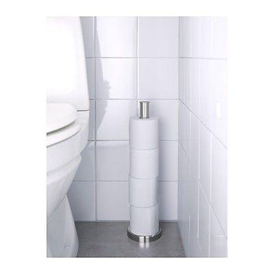 Generic A1. num. 6350. Cry. 1.. Toilettenpapierhalter Rolle Hol Edelstahl Anding Papier Rolle Teel freistehend und Ständer Badezimmer Silber om Kristallsteinen,.. NV _ 1001006350-wruk23