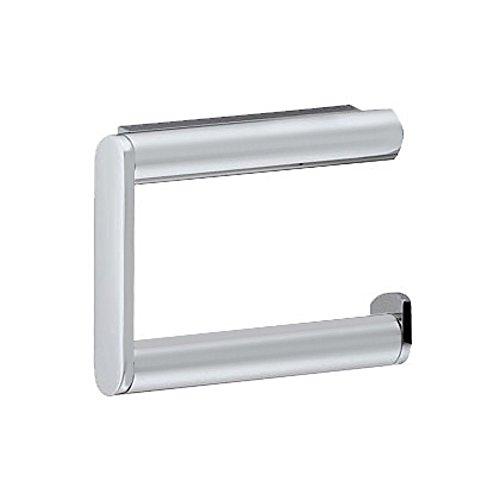 Keuco 14962170000 Plan Papierhalter ohne Deckel, Silver eloxiert