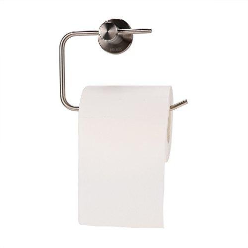 Teamyy Toilettenpapierhalter Rollenhalter Papierrollenhalter Klopapierhalter neu