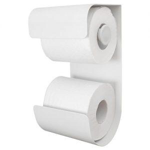 Toilettenpapierhalter weiß