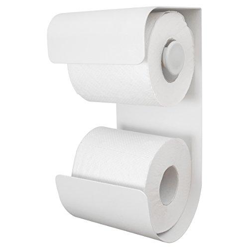 Relativ Weiße WC Garnituren & Toilettenpapierhalter in weiß online kaufen NS82