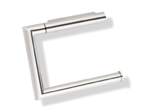 Hewi Heinrich Wilke 162.21.10040 WC-Papierhalter System 162 für WC-Rolle, Metall verchromt