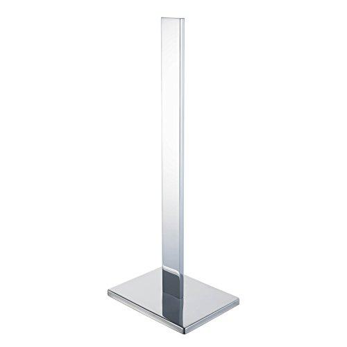 Haceka Edge Reserve-Papierrollenhalter, freistehend, verchromt, 1143818