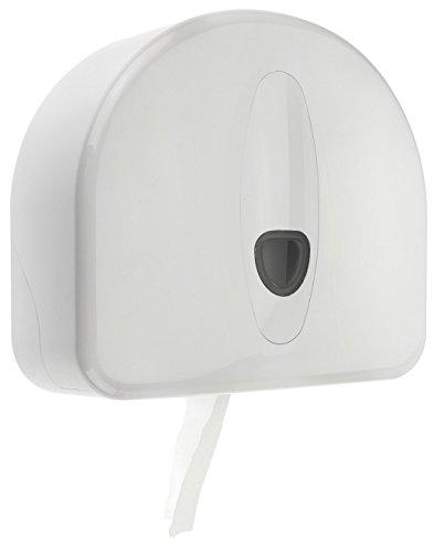 PlastiQline 2020 Großrollenspender Maxi - abschließbar - weiß - max. Ø 310 mm
