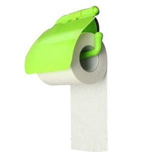 Toilettenpapierhalter grün
