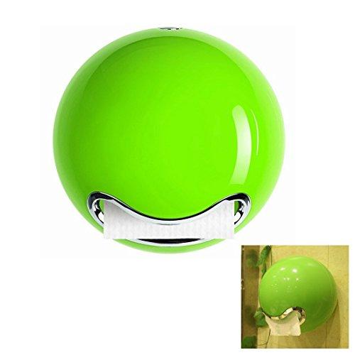 Toilettenpapierhalter Papierhalter kleben (grün …)
