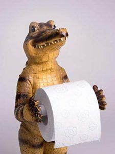 WC-Rollenhalter witzig