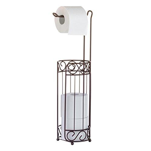 WC-Papierrollenständer Klopapierhalter Klopapier Toilettenpapierhalter
