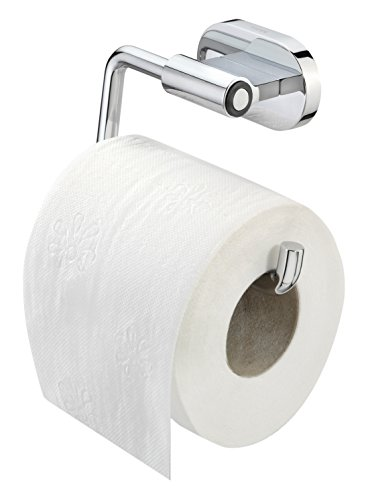 Tiger Lucca Toilettenpapierhalter, chrom