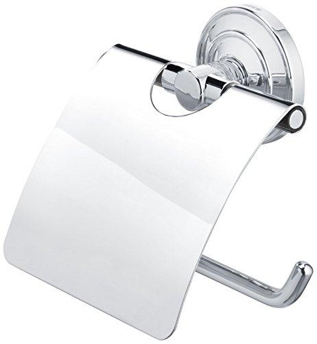 Tiger Dante Toilettenpapierhalter mit Deckel, chrom