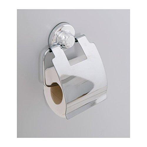 SPIRELLA Dérouleur papier WC Filaria - 18x3x12cm - Chromé