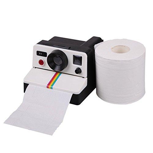 Graybird Polariod Creative Kamera Toilettenpapier-Box Toilettenpapierhalter, Toilettenpapierhalter, Kunststoff