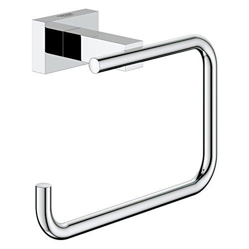 GROHE Essentials Cube | Badaccessoires - WC-Papierhalter | 40507000