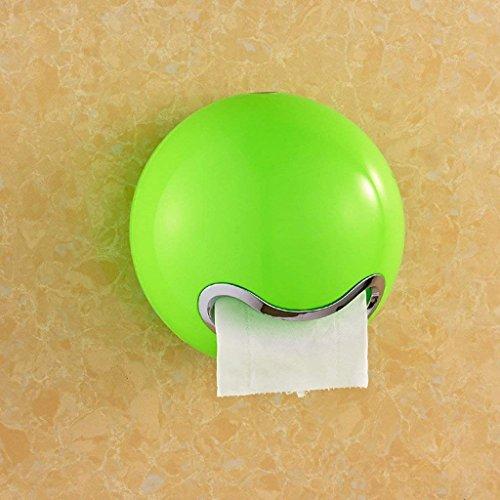 GZ Toilettenpapierständer Toilettenpapierhandtuchkasten Toilettenpapierbehälter/Toilettenpapierbehälter / Toilettenpapierhalter/Toilettenpapier Papierrollenpapier,Grün
