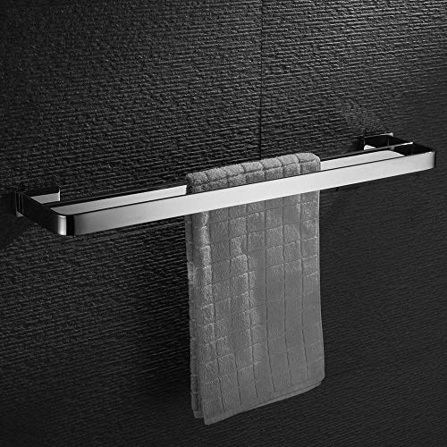 Homovater SUS304 Edelstahl Toilettenpapierhalter WC-Papierrollenhalter Wand Montiert Zeitgenössischer Stil, Poliert