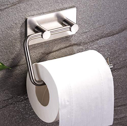 ZUNTO Selbstklebend Toilettenpapierrollenhalter Wand ohne bohren Edelstahl